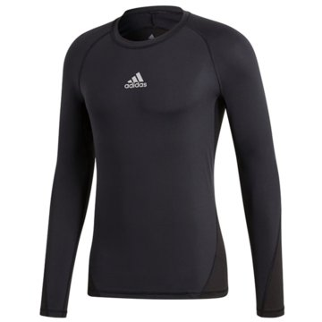 adidas Fan-T-Shirts schwarz