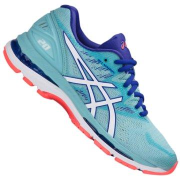 asics RunningGel-Nimbus 20 Laufschuhe blau