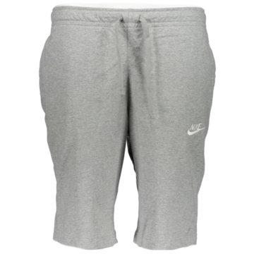 Nike Kurze Hosen grau