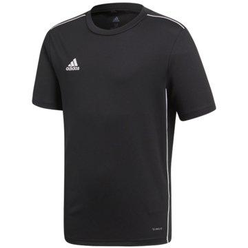 adidas FußballtrikotsCORE 18 TRAININGSTRIKOT - CE9020 schwarz