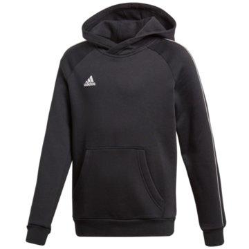 adidas HoodiesCORE18 HOODY Y - CE9069 schwarz