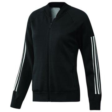 adidas Trainingsjacken schwarz