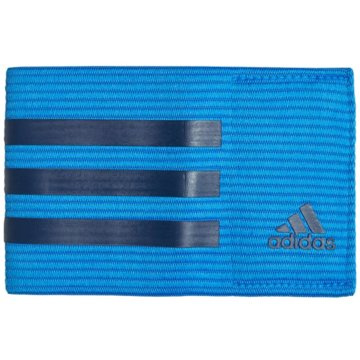 adidas Fan-AccessoiresCaptain Armband blau