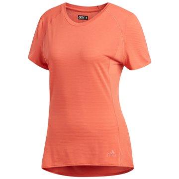 adidas T-Shirts rosa