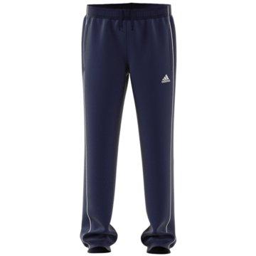 adidas TrainingshosenCORE 18 HOSE - CV3586 blau