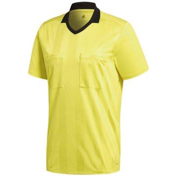 adidas FußballtrikotsREF18 JSY - CV6309 gelb