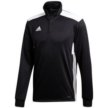 adidas SweatshirtsREGI18 TR TOP Y - CZ8654 schwarz