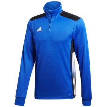 adidas SweatshirtsREGI18 TR TOP Y - CZ8655 blau