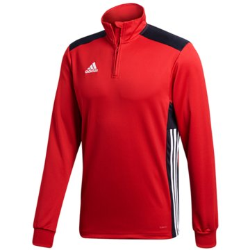 adidas SweatshirtsREGI18 TR TOP Y - CZ8656 rot