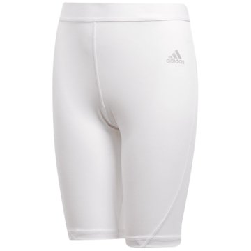 adidas TightsASK SHO TIGHT Y - CW7351 weiß