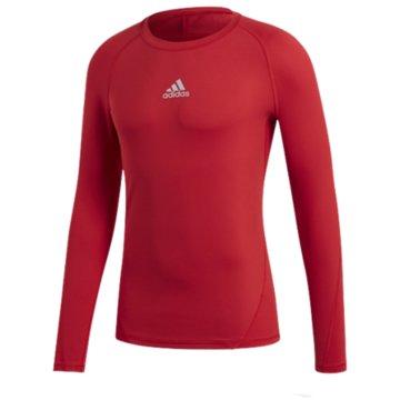 adidas Shirts & TopsASK LS TEE Y - CW7321 rot