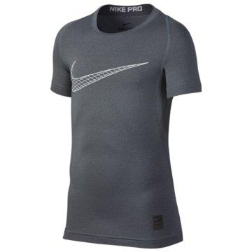 Nike T-Shirts grau