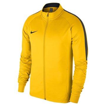 Nike TrainingsjackenKIDS' NIKE DRY ACADEMY18 FOOTBALL J - 893751 gelb