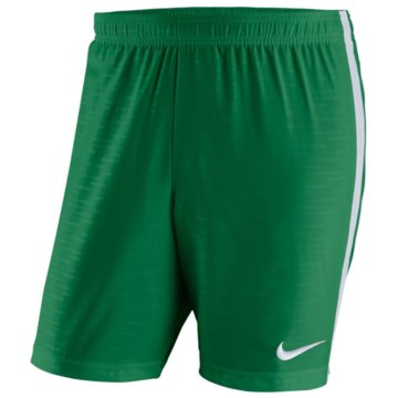 Nike Kurze Hosen grün