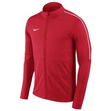 Nike TrainingsjackenKIDS' NIKE DRY PARK18 FOOTBALL JACK - AA2071 rot