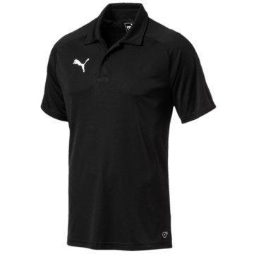 Puma Poloshirts schwarz