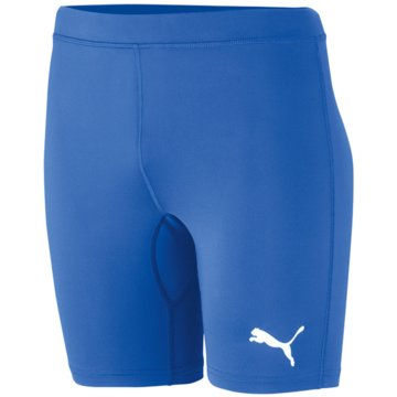 Puma TightsLIGA BASELAYER SHORT TIGHT - 655924 blau