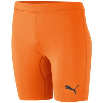 Puma TightsLIGA BASELAYER SHORT TIGHT - 655924 orange