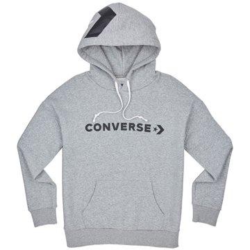 Converse Hoodies grau