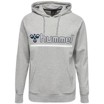 Hummel Hoodies grau