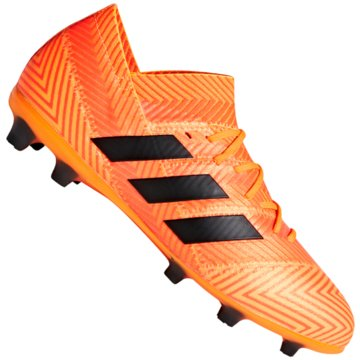 adidas Nocken-Sohle orange