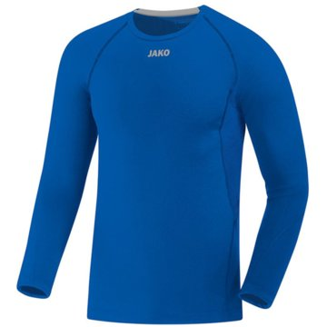 Jako Shirts & TopsLONGSLEEVE COMPRESSION 2.0 - 6451 blau