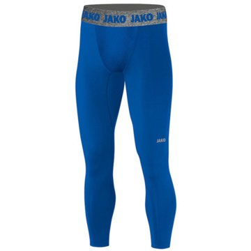 Jako Lange UnterhosenLONG TIGHT COMPRESSION 2.0 - 8451K 4 blau