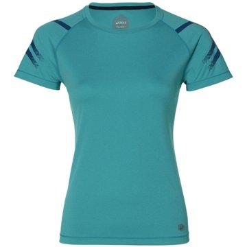 asics T-Shirts blau