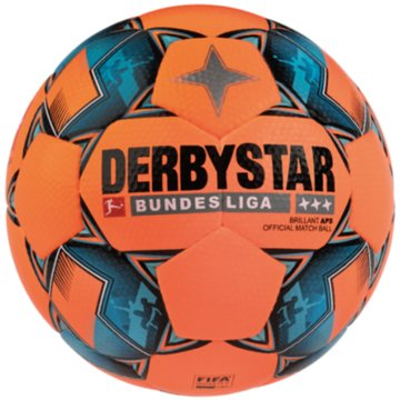 Derby Star Bälle orange