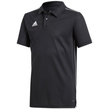 adidas PoloshirtsCORE 18 CLIMALITE POLOSHIRT - CE9038 schwarz