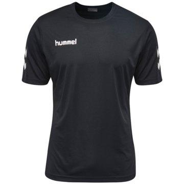Hummel T-Shirts schwarz
