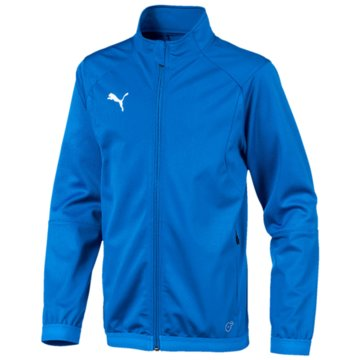 Puma Trainingsjacken blau