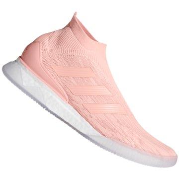 adidas Hallen-Sohle rosa