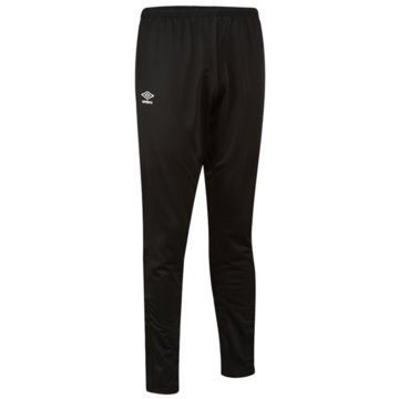 Umbro Trainingshosen schwarz