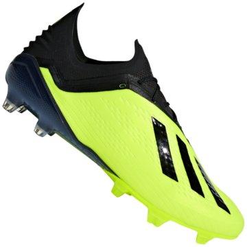 adidas Nocken-SohleX 18.1 FG gelb