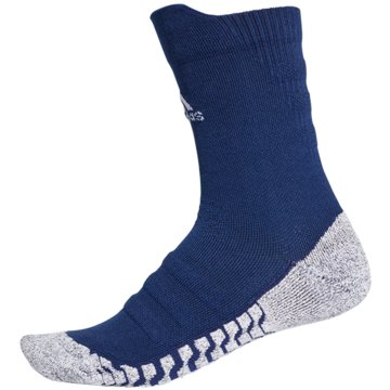 adidas Hohe SockenAlphaskin Traxion Lightweight Cushion Crew Socks blau