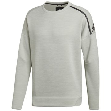 adidas Sweater weiß