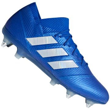 adidas Stollen-SohleNemeziz 18.1 SG blau