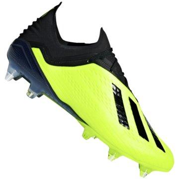 adidas Stollen-SohleX 18.1 SG gelb