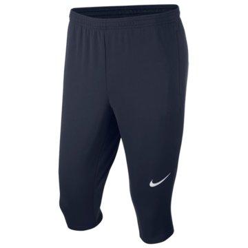 Nike 3/4 SporthosenKIDS' DRY ACADEMY18 FOOTBALL PANTS - 893808-451 blau