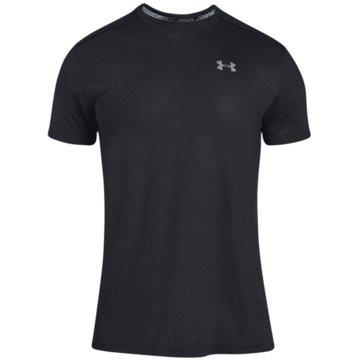 Under Armour T-ShirtsThreadborne Streaker Run SS Tee schwarz