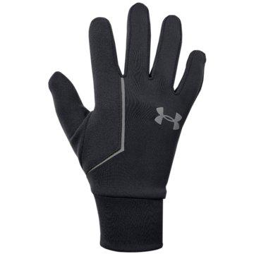 Under Armour FingerhandschuheRun Liner Glove schwarz