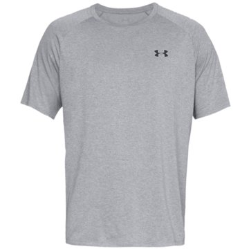 Under Armour T-Shirts TECH™ 2.0 T-SHIRT, KURZÄRMLIG - 1326413 grau