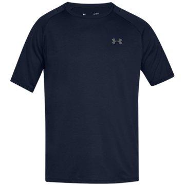 "Under Armour T-Shirts TECH? 2.0 T-SHIRT, KURZÃ""RMLIG - 1326413 blau"