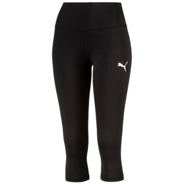 Puma TightsACTIVE 3/4 LEGGINGS - 851778 schwarz