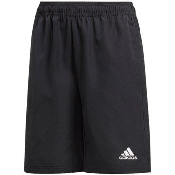 adidas FußballshortsCON18 WOV SHO Y - BS0687 schwarz
