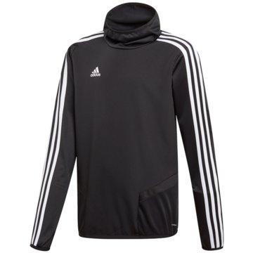 adidas SweatshirtsTIRO19 WRM TOPY - D95952 schwarz