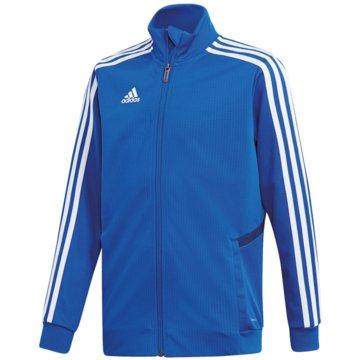 adidas TrainingsjackenTIRO19 TR JKTY - DT5274 blau