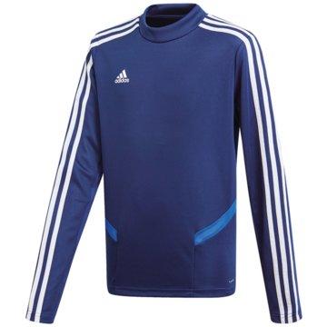 adidas SweatshirtsTIRO19 TR TOPY - DT5280 blau