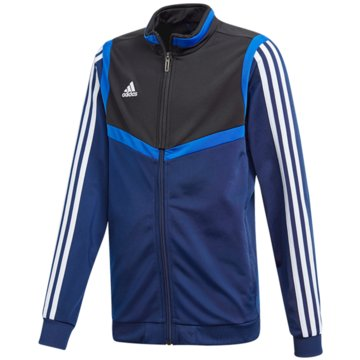 adidas TrainingsjackenTIRO19 PES JKTY - DT5790 blau